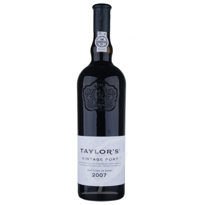 2007 Taylor's Vintage Port