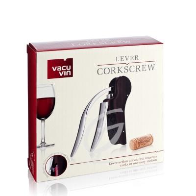 Lever Corkscrew - Vertical Vacu Vin Hebelkorkenzieher
