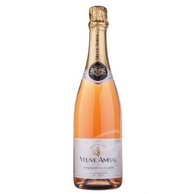 Veuve Ambal Rosé Crémant de Bourgogne Grande Cuveé