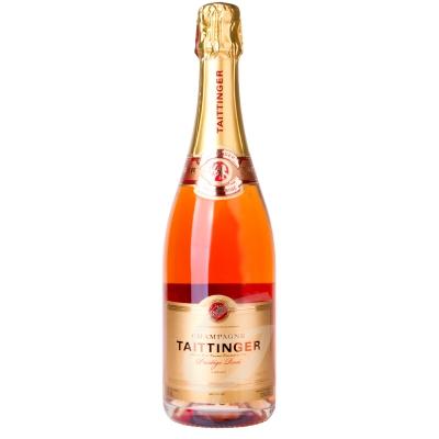 Taittinger Champagner Brut Prestige Rosé