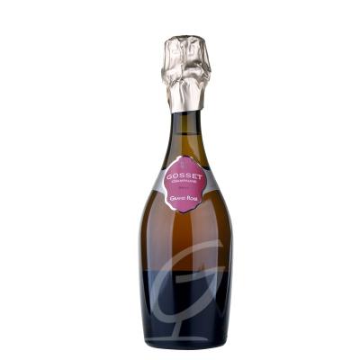 Gosset Grand Rosé Demi Boutteille 0,375 Ltr