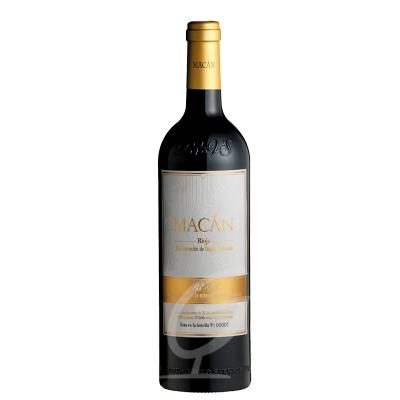 2012 Macan Vega Sicilia Rioja Spanien