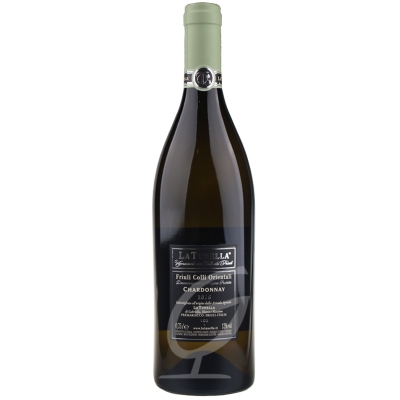 2018 La Tunella Chardonnay Friaul Italien