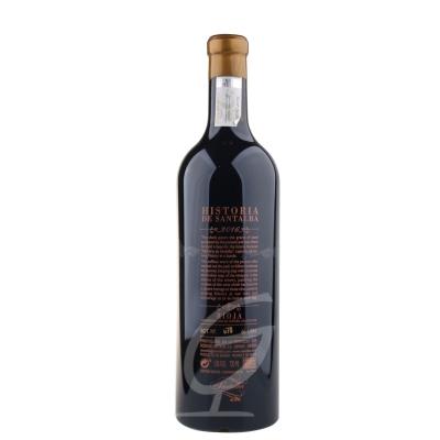 2016 Historia de Santalba Rioja Spanien