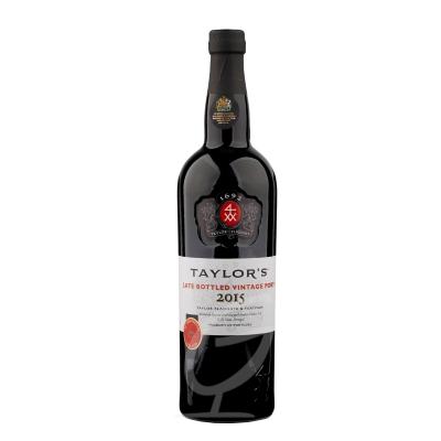 2015 Taylor's Late Bottled Vintage LBV Portugal