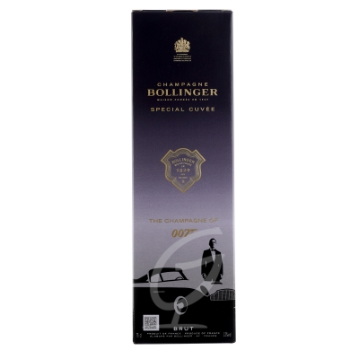 Champagne Bollinger 007 special cuvee