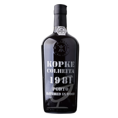 1981 Kopke Colheita Portwein