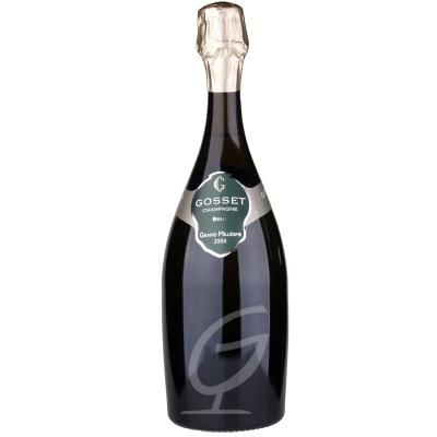 Gosset Grand Millésime 2004 Brut - Champagner
