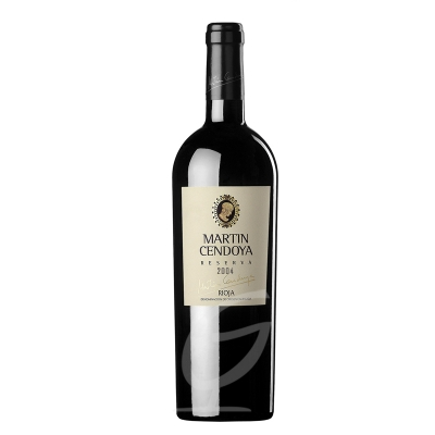2004 Martin Cendoya Heredad Ugarte Rioja Spanien