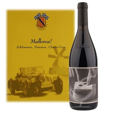 Mallorca Schlemmen, Träumen, Classic-Cars inkl. 1 Fl. 4 Kilos