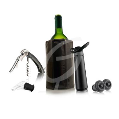 Vacu Vin Wine Essentials Wein Geschenkset