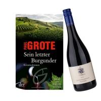 Sein letzter Burgunder inkl 0,7 Ltr. Spätburgunder Weingut Milch