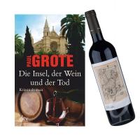 Die Insel, der Wein und der Tod - inkl. 0,7 Ltr mallorquinischen Wein