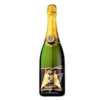 Zeitgeist Champagner The Private Reserve im vergoldetem Käfig