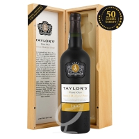 1967 Taylor's Single Harvest Port Jubiläumsausgabe in HK