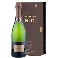 Bollinger R.D. 2004 Champagner Extra Brut in Geschenkverpackung