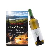 Pinot Grigio stand nicht im Testament inkl. 0,7 Ltr. Pinot Grigio