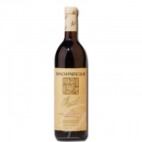 1992  Bianchi Particular Vino Reserva