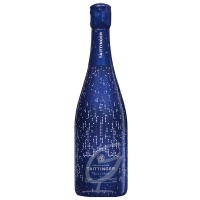 Taittinger Nocturn Sec Motiv City Lights  Champagner