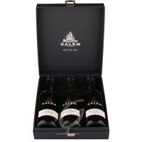 Calem  Port for Two Geschenkset in Schatulle - 3x0,20 l